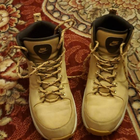 Nike Manoa Boots Mens Size 10
